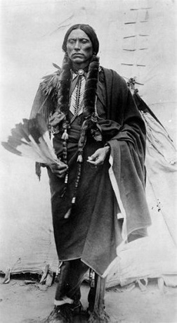 Quanah Parker (1840 - 1911) lider Native American Church