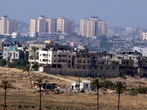 Strefa Gazy Picture: Strefa Gazy: Nowa Wojna Wisi W Powietrzu