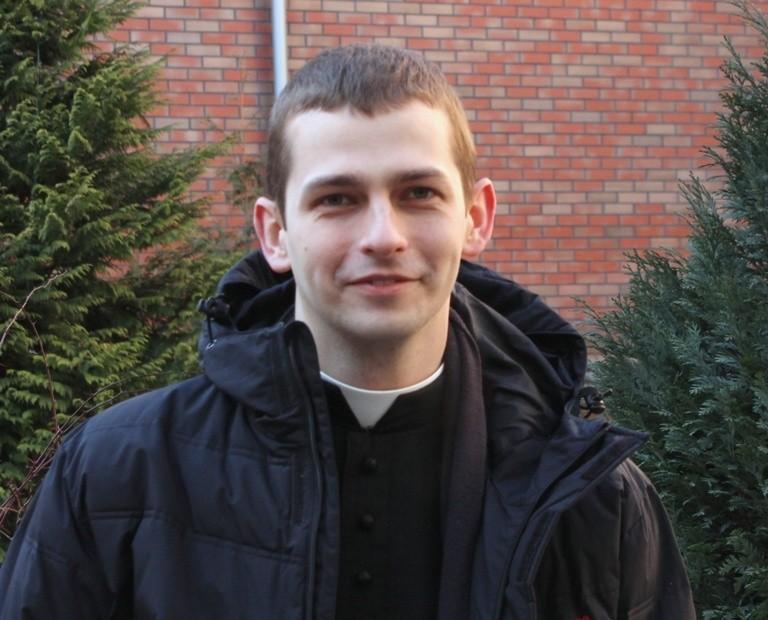 Ksiądz Wikariusz Damian Kwak