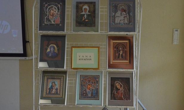 Wystawa ikon ormiańskich