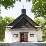 Znalezione obrazy dla zapytania sanktuarium papczyńskiego