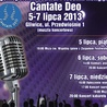 Cantate Deo