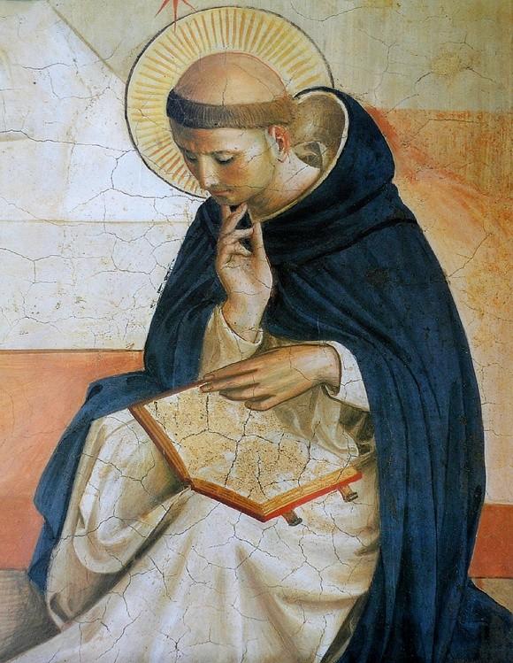 Znalezione obrazy dla zapytania św. Dominik
