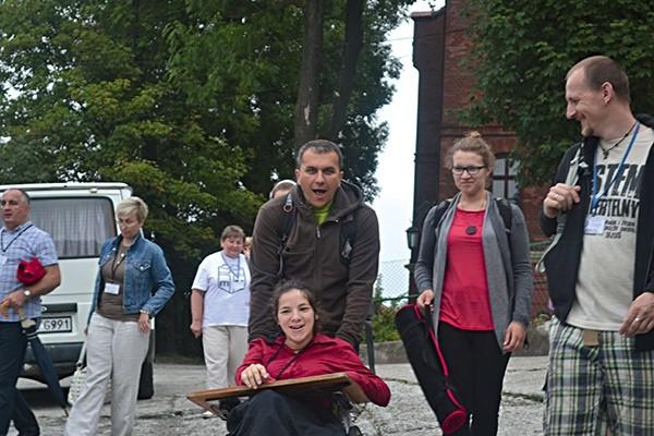 Spotykanie się z osobą niepełnosprawną