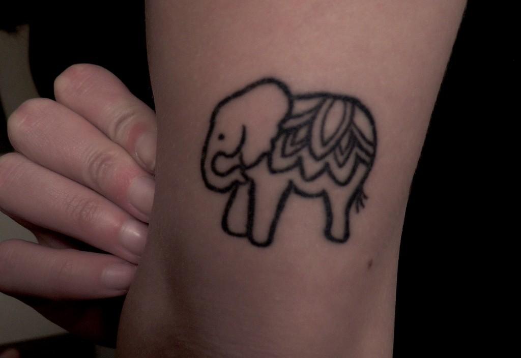 Niebezpieczne Tatuaże Z Henny Wwwgoscpl