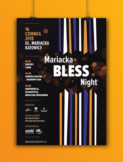 W sobotę Mariacka Bless Night