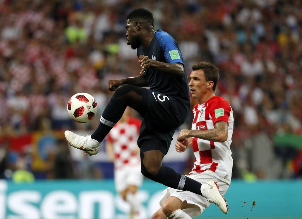 18ef846a8 Finał mundialu: Chorwacja grała, Francja... wygrała