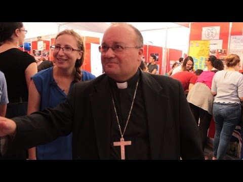 Archbishop Charles J. Scicluna supports Malta's Stand for Life