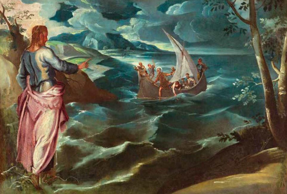Znalezione obrazy dla zapytania spotkanie z uczniami nad jeziorem Genezaret obrazy