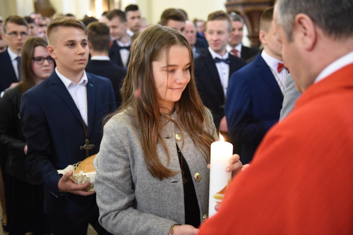 Parafia pod wezwaniem witego Jana Chrzciciela W Janowcu