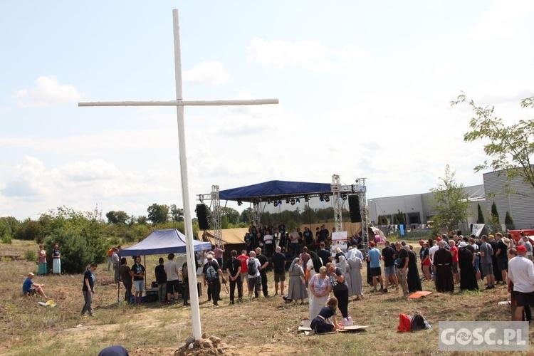 """""""Przyjaciele Jezusa"""" na Pol'and'Rock Festival w Kostrzynie nad Odrą"""