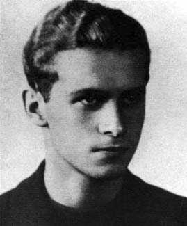 najwyższa jakość ekskluzywny asortyment niska cena 75 lat temu zginął Krzysztof Kamil Baczyński - www.gosc.pl