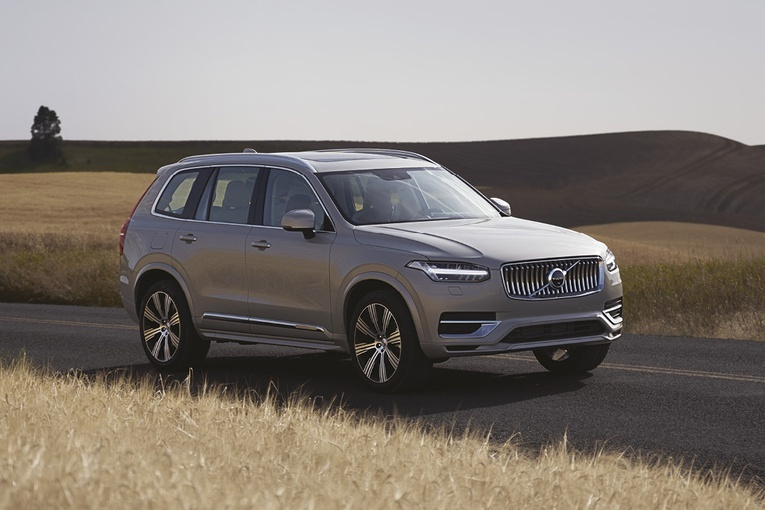 Volvo XC90 Recharged