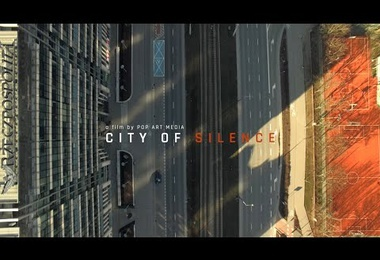 """City of Silence"" 4K - Warsaw during COVID-19 pandemic"