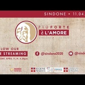 #HOLYSHROUD2020 - ENG - Contemplation before the Holy Shroud – live streaming in English.