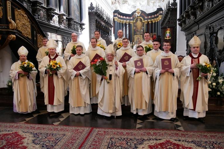 Gdański kościół wzbogacił się o pięciu nowych, pełnych Bożego zapału kapłanów.