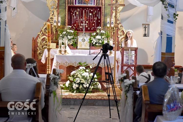 I Komunia św. w Bojanicach