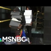 Chaos Erupts As Police Descend On Looters In Santa Monica | MSNBC