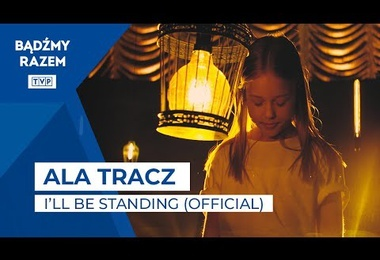 Ala Tracz - I'll Be Standing (Official Music Video)